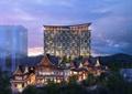 酒店,酒店建筑,酒店灯光,酒店景观