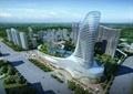商业中心,商业建筑,商业景观,酒店,酒店建筑,综合建筑