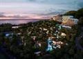 酒店,度假区,别墅区,旅游景观