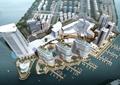 商业中心,商业综合体,商业环境,商业建筑