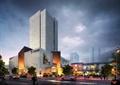 商业建筑,会所建筑,商业楼,商业景观