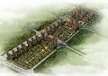 小区规划,住宅景观,小区设计,住宅区设计