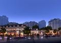 商业街,商业建筑,商业街景观,商业楼