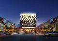 商业街,商业街景观,商业建筑,商业环境