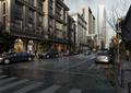 街道,街道改造,街道景观