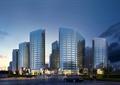 商业中心,办公中心,行政中心,综合建筑