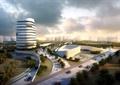 商务中心,办公建筑,商业建筑,景观设计