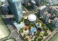城市设计,城市建筑,综合建筑