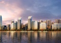 滨水建筑,城市建筑,城市规划