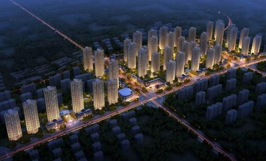 某投標安置區規劃與建筑設計方案
