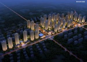 某投标安置区规划与建筑设计方案