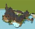 会所,会所建筑,会所景观,滨水会所