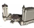 酒店,酒店建筑,高新酒店