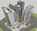 商业综合中心,商业综合体,综合建筑