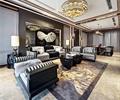 重庆某高层小区室内设计、新古典