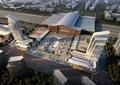 车站,车站建筑,商业建筑,酒店建筑,车站景观