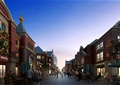 商业街,商业建筑,商业景观,商业楼