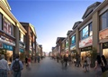 商业街,商业楼,商业建筑,商业景观