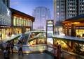 商业街,商业景观,商住楼,商业楼,商业建筑