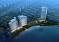 酒店,商业楼,商业建筑,滨水酒店