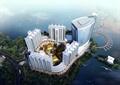 酒店,酒店建筑,商业楼,商业建筑,滨水景观