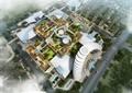 商业中心,商业综合体,商业建筑,综合建筑,商业景观