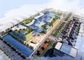 商业中心,商业综合体,商业建筑,商业景观