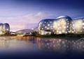 酒店,酒店建筑,酒店景观,滨水景观