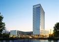 商业建筑,酒店建筑,综合建筑,滨水景观