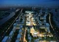 工业园,工业建筑,办公建筑,工业园景观