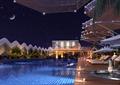 泳池,水池,平台,水景,酒店景观