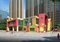 幼儿园,幼儿园建筑,住宅建筑