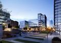 商业综合体,商业建筑,高层办公,商业环境