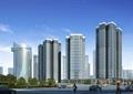 商住楼,高层住宅,商住建筑