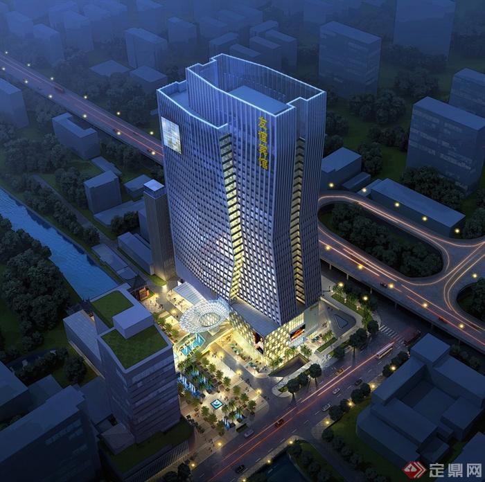 宾馆,酒店,酒店建筑,商场