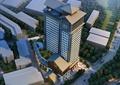 酒店,酒店建筑,中式酒店,酒店景观
