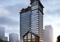 酒店,酒店建筑,中式酒店,高层酒店