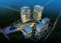 商业综合体,高层办公,办公楼,商业中心