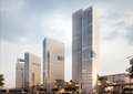 经济中心,办公楼,办公建筑,办公景观