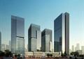 商业综合体,高层办公,商业中心,综合建筑