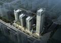 商业综合体,综合建筑,高层办公
