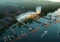 码头,码头建筑,码头景观