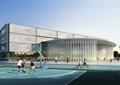 体育中心,训练馆,体育建筑
