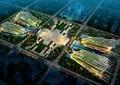 文化中心,广场景观,文化建筑,展览中心