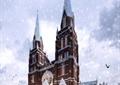 教堂,宗教建筑,文化建筑