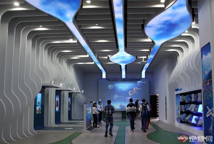 展厅,展馆,展览空间