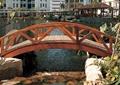 拱桥,园桥,木桥