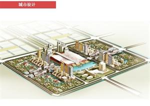 某高新区城市规划汇报方案文本
