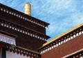 藏式建筑,古建,文化建筑