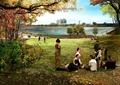 公共绿化,公共绿地,绿化景观